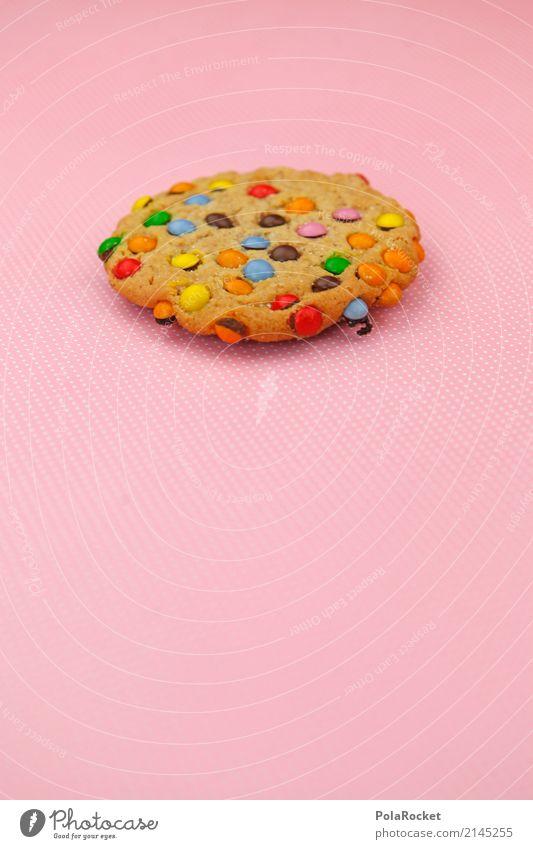 #AS# Cookie farbenfroh Teigwaren Backwaren Dessert Süßwaren Ernährung Essen Kaffeetrinken Büffet Brunch Diät Fastfood Slowfood Fingerfood Kunst Werbung Keks