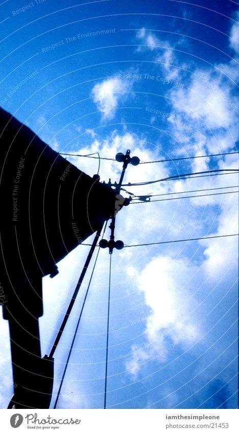 powerlines Dinge