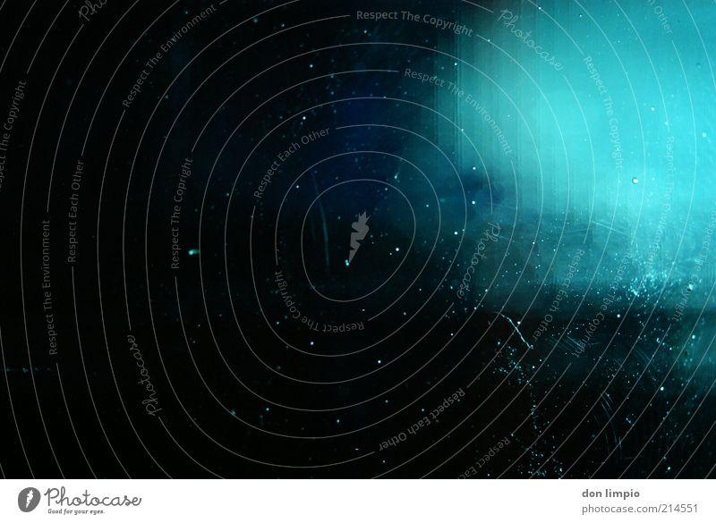 whatever grün Ferne dunkel Eis Stern Frost Ende einfach Nachthimmel Punkt Unendlichkeit Weltall Kunststoff Urelemente Fleck schlechtes Wetter