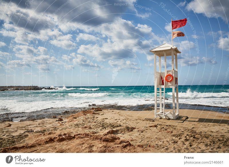 Strand in Sicht ! Erholung Schwimmen & Baden Freizeit & Hobby Sommer Sommerurlaub Sonne Sonnenbad Meer Insel Wellen Wassersport Umwelt Natur Sand Luft Himmel