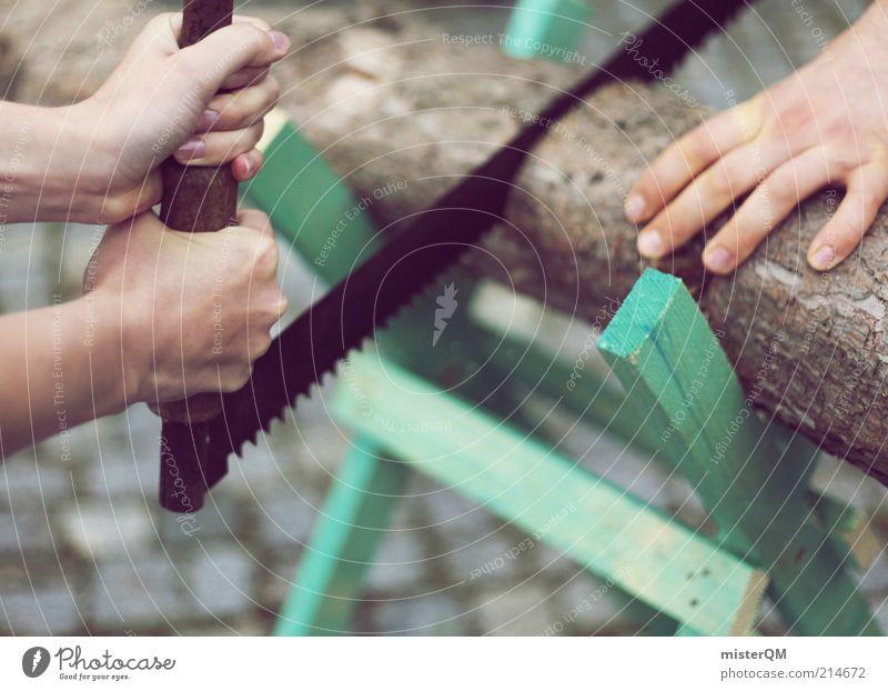 Süßholzraspler. Hand Holz Arbeit & Erwerbstätigkeit Zufriedenheit Zukunft ästhetisch Kraft Teamwork Partnerschaft Tradition anstrengen Ehe Aufgabe Ritual Hochzeitspaar zerstören