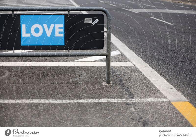 Geschlechtsverkehr Liebe Straße Leben Gefühle Stil Bewegung Freiheit träumen Wege & Pfade Design Suche Verkehr Lifestyle Kommunizieren Schriftzeichen Ziel