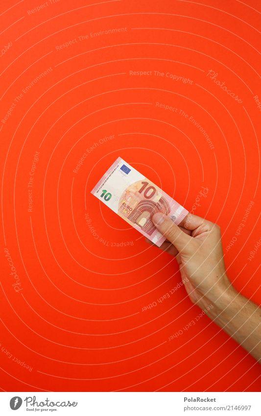#AS# Gib mir 10 rot Kunst ästhetisch kaufen Geld Geldinstitut Kunstwerk Geldscheine Gutschein Geldgeschenk Geldkapital Geldgeber Taschengeld Geldverkehr