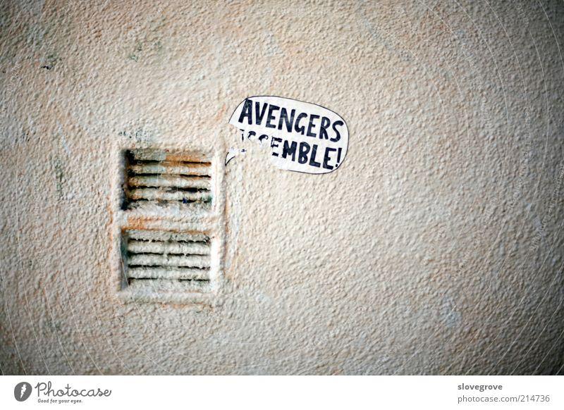 Graffiti Architektur Gebäude Gasse Humor Grunge Vandalismus