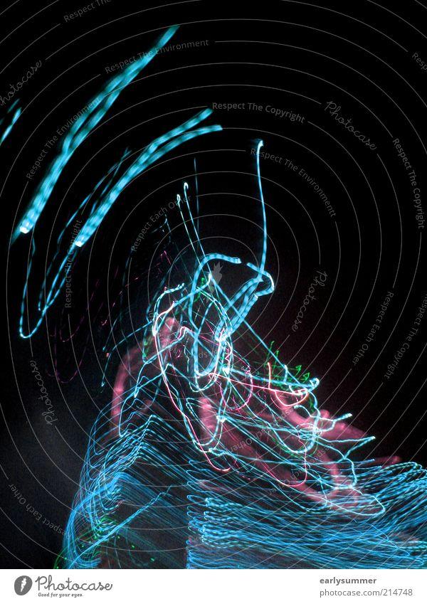wahlloslicht Nachtleben Veranstaltung ausgehen Feste & Feiern Silvester u. Neujahr Unterhaltungselektronik Wissenschaften Fortschritt Zukunft High-Tech