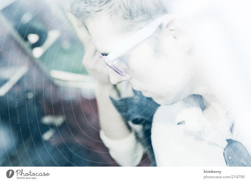 miami weiß Mensch Mann Jugendliche Erwachsene Haare & Frisuren Glück Stil maskulin Fröhlichkeit Lifestyle Coolness Brille Hemd Reichtum Lebensfreude