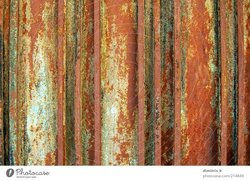 rostiges Metall Industrie Kunst Stahl alt dreckig braun Verfall bügeln Grunge Rust Hintergrundbild Konsistenz Korrosion Erosion zerkratzen Lebensalter
