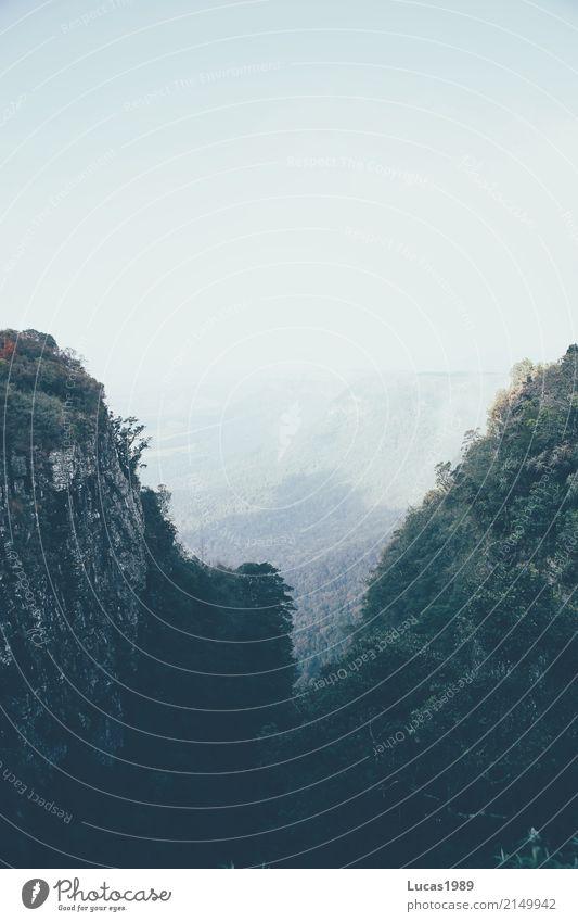God's window - South Africa Ferien & Urlaub & Reisen Tourismus Ausflug Abenteuer Ferne Freiheit Sommerurlaub Berge u. Gebirge wandern Umwelt Natur Landschaft