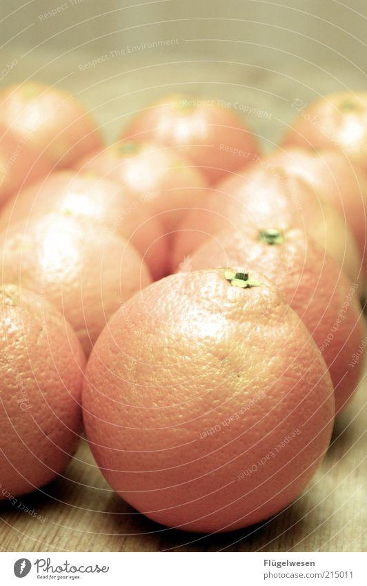 Oranje Orange orange Lebensmittel Frucht süß mehrere natürlich viele Bioprodukte fruchtig Geschmackssinn Orangenschale