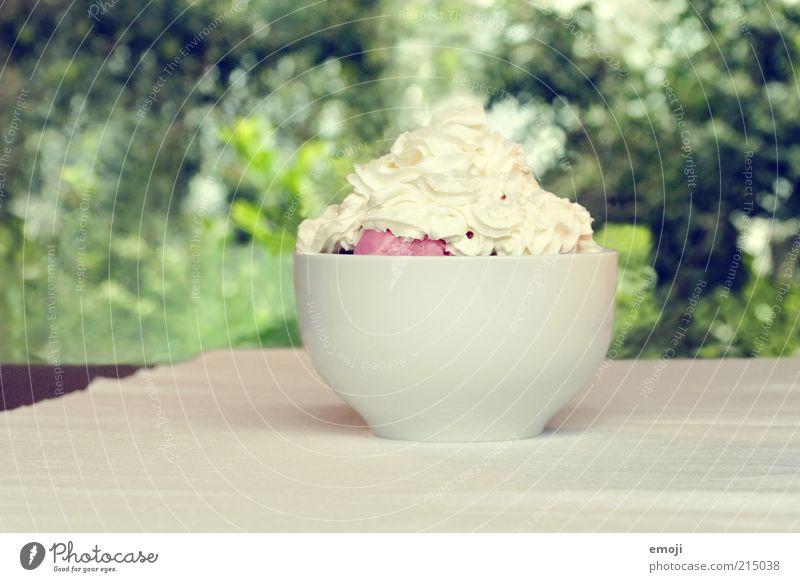 Skifahren Natur Ernährung kalt Speiseeis süß lecker Schalen & Schüsseln Dessert ungesund Sahne mehrfarbig Geschmackssinn Kalorie Eisbecher Kalorienreich