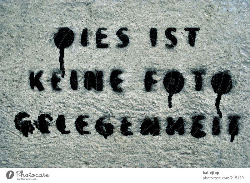 textfreiraum Lifestyle Freizeit & Hobby Sightseeing Schriftzeichen Hinweisschild Warnschild Graffiti Kommunizieren Schablonenschrift Farbstoff statement