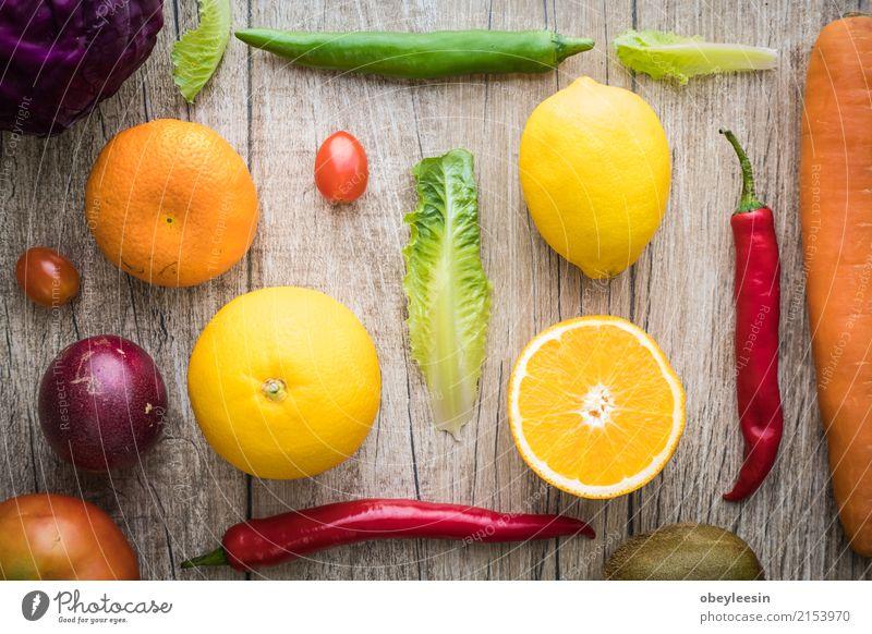 eine Auswahl an frischem Gemüse für eine gesunde Ernährung des Herzens Frucht Essen Vegetarische Ernährung Alternativmedizin Krankheit Medikament Arzt Mensch