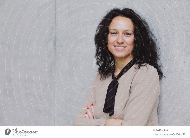 #A# Bewerbung Frau Kunst ästhetisch Lächeln Freundlichkeit Beruf Karriere Berufsausbildung Lehrer Frauengesicht Willkommen bewerben Berufsschule Berufsleben