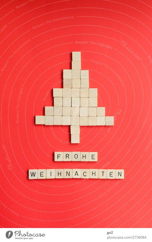 Frohe Weihnachten Weihnachten & Advent rot Winter Liebe Spielen Freizeit & Hobby Schriftzeichen Kreativität Lebensfreude Frieden Wunsch Inspiration