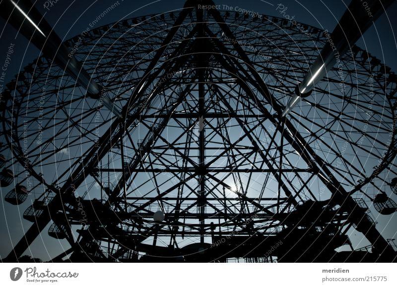Angst Architektur gefährlich Bauwerk Japan Entsetzen Tokyo Sehenswürdigkeit Sonnenaufgang