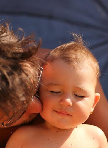 Ich bin so glücklich 1 Mensch Kind Ferien & Urlaub & Reisen schön Erholung Freude Gesicht Erwachsene Lifestyle Liebe Gefühle Familie & Verwandtschaft Kindheit