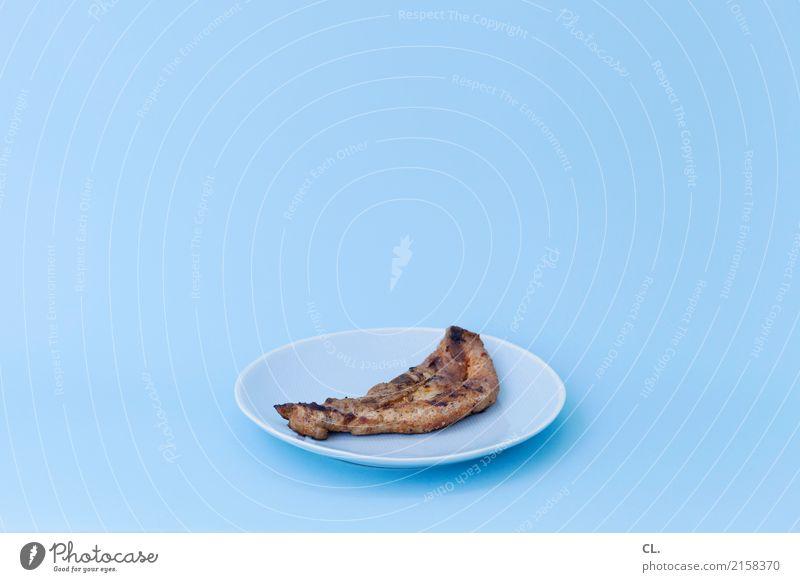 grillgut Essen Lebensmittel Ernährung ästhetisch genießen einfach lecker Geschirr Teller Fleisch Mittagessen sparsam