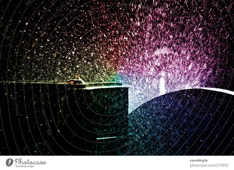 1000 Wasserperlen Wasser Blatt Stil Kunst Freizeit & Hobby frisch frei elegant Kreativität Geschwindigkeit nass Tropfen Flüssigkeit Strahlung spritzen Bewegungsunschärfe