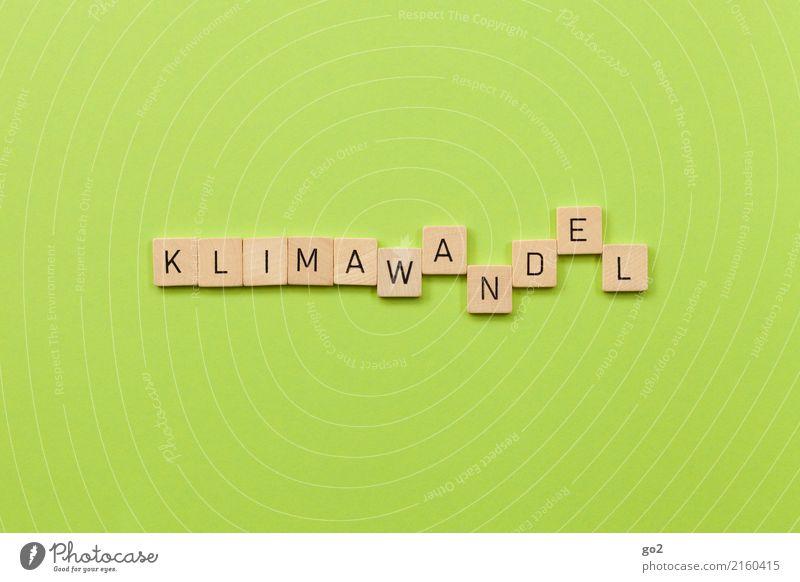 Klimawandel Natur grün Wärme Umwelt Schnee Spielen Erde Regen Wetter Eis Schriftzeichen Wind Zukunft Wandel & Veränderung Frost