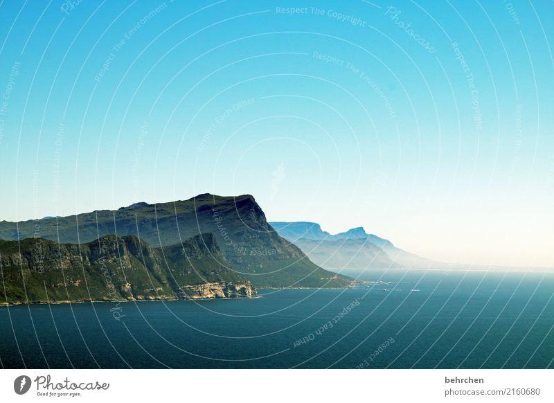 am ende der welt Ferien & Urlaub & Reisen Tourismus Ausflug Abenteuer Ferne Freiheit Landschaft Himmel Hügel Felsen Berge u. Gebirge Wellen Küste Meer träumen