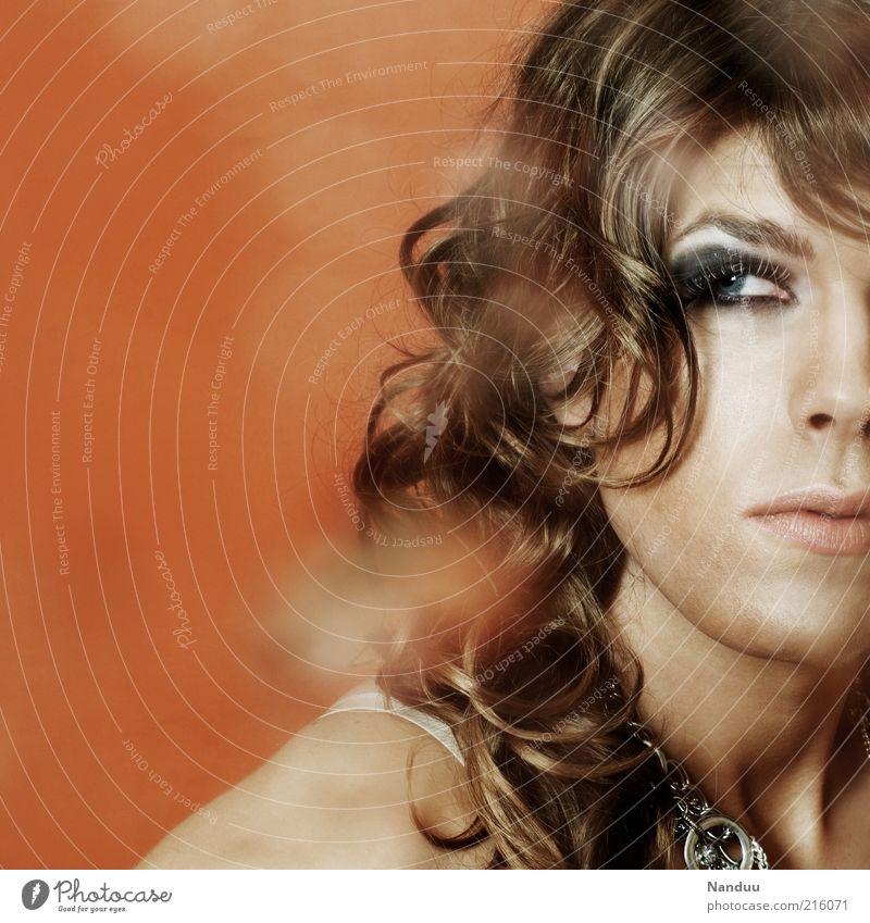 DiscoDiva schön ausgehen clubbing Karneval Mensch maskulin androgyn Homosexualität Junger Mann Jugendliche Erwachsene 1 18-30 Jahre Identität Transgender