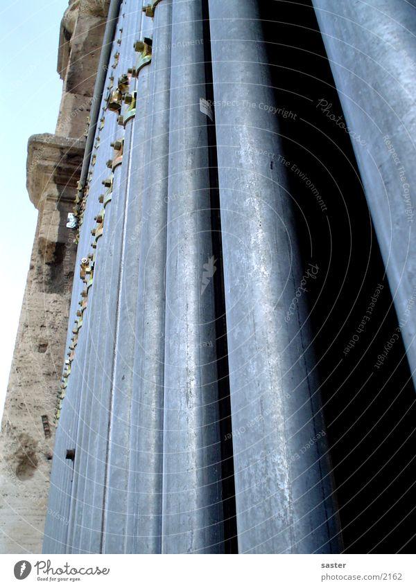 Stangen Eisen Stahl Stab Elektrisches Gerät Technik & Technologie Metall