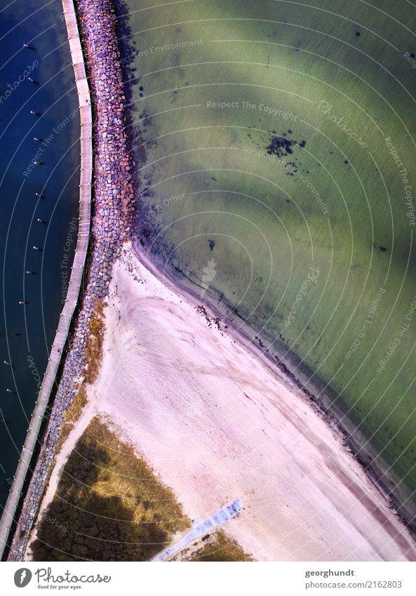 Sandschutz Freizeit & Hobby Angeln Ferien & Urlaub & Reisen Tourismus Abenteuer Freiheit Meer Schwimmen & Baden Umwelt Natur Landschaft Tier Wasser Frühling