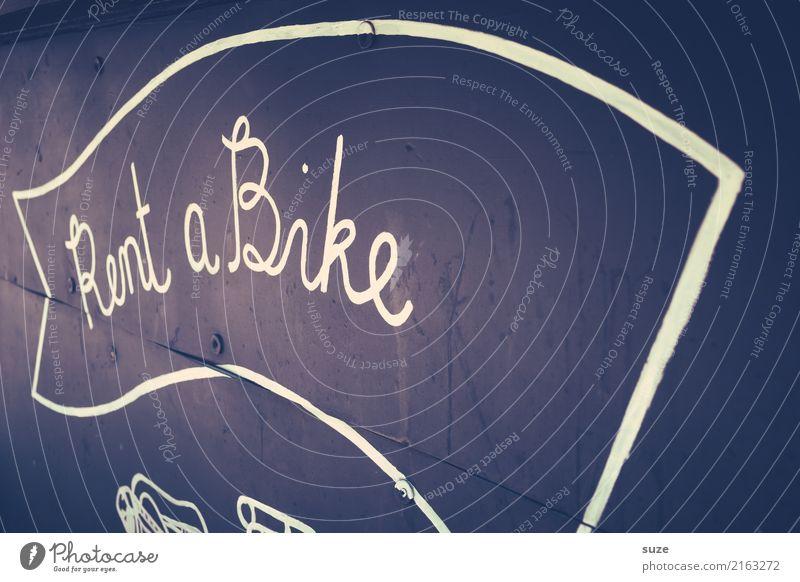 Join in Tourismus Business Kultur Fassade Verkehrsmittel Fahrradfahren Schriftzeichen Schilder & Markierungen Hinweisschild Warnschild authentisch Coolness