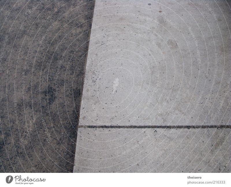 schotterpiste Stein Hintergrundbild Beton Boden Bodenbelag Bürgersteig Am Rand Kies Oberfläche graphisch Symmetrie Anschnitt stagnierend Bildausschnitt