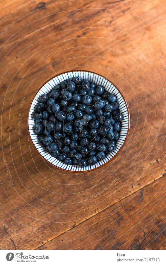 Heidelbeeren Blaubeeren Beeren blau Frucht Vitamin lecker Gesundheit schön süß Lebensmittel Gesunde Ernährung Essen Foodfotografie Natur Wald frisch Dessert