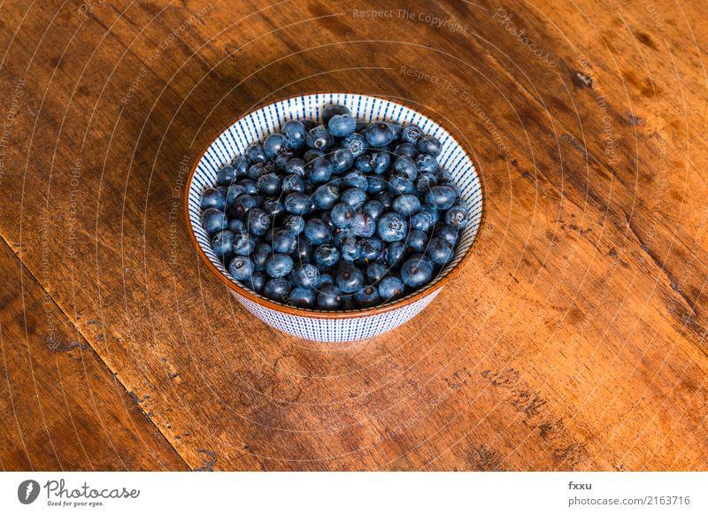 Heidelbeeren Blaubeeren Beeren blau Frucht Vitamin lecker Gesundheit süß Lebensmittel Gesunde Ernährung Essen Natur Wald frisch Dessert schön