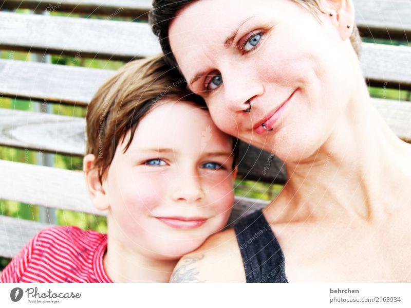 ab heute 46... Kind Mensch Frau Freude Gesicht Auge Erwachsene Liebe lachen Junge Familie & Verwandtschaft Glück Haare & Frisuren Kopf Zufriedenheit Kindheit