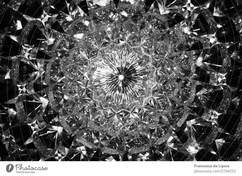 Kristallkuppel Nachtleben Architektur Gewölbe Schmuck Spiegel Dekoration & Verzierung Discokugel Glas Kristalle glänzend leuchten ästhetisch eckig elegant