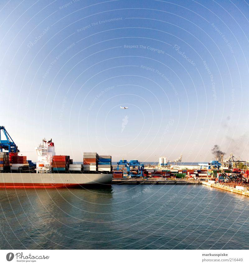 globaler konsum umschlagplatz Wasser Küste Wachstum Klima Luftverkehr Industrie Technik & Technologie Güterverkehr & Logistik Wasserfahrzeug Hafen