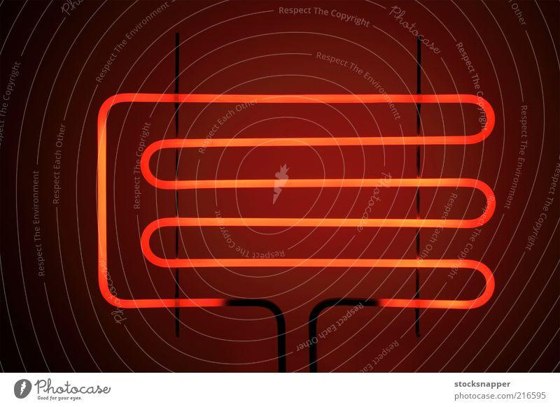 Heizelement niemand Form Element Widerstandskraft Elektrizität Teile u. Stücke glühend leuchtet Beleuchtung elektrisch heiß heizen Heizung Objektfotografie