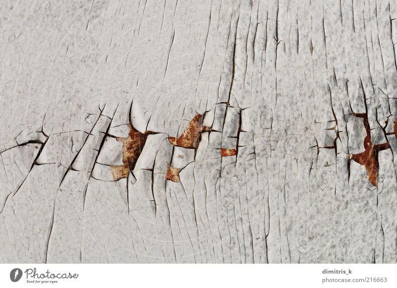 weiße Schälfarbe Holz alt angeblättert sich[Akk] schälen Farbe abblättern abgeplatzt Riss Verwesung Konsistenz Hintergrundbild Grunge Rust verwittert gemalt
