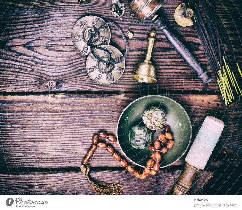 Musikinstrumente für die Meditation Schalen & Schüsseln Behandlung Alternativmedizin harmonisch Erholung Yoga Holz Religion & Glaube Buddhismus üben Klingel