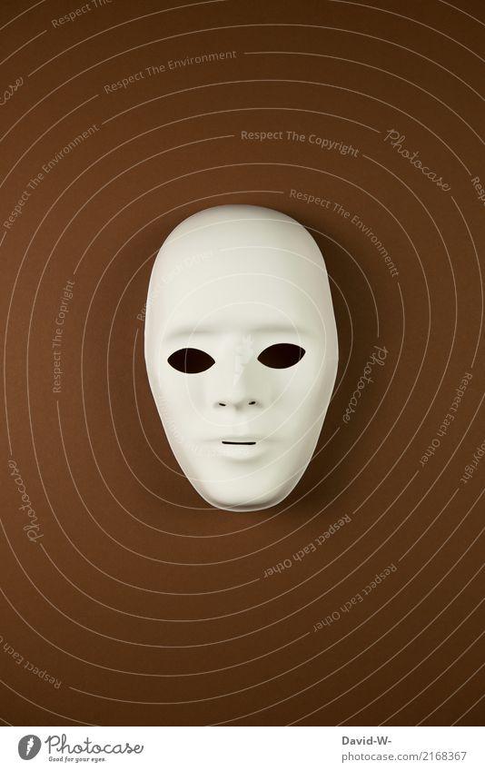 Maske braun Kind Mensch Frau Mann schön Auge Erwachsene Leben Lifestyle feminin Kunst Kopf maskulin Kultur Mund Nase