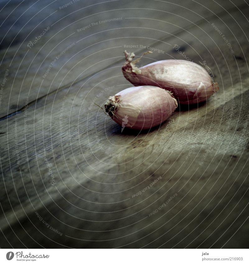 doppeltes schalottchen Holz braun Lebensmittel liegen natürlich Gemüse Bioprodukte Zwiebel Vegetarische Ernährung Schalotten