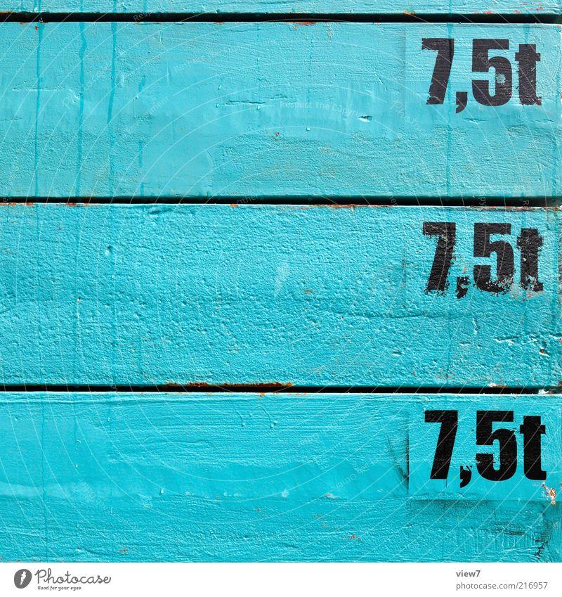 schwer grün Hintergrundbild Schilder & Markierungen Verkehr Ordnung neu Güterverkehr & Logistik einfach Ziffern & Zahlen einzigartig türkis Typographie Gewicht graphisch Wert Bildausschnitt