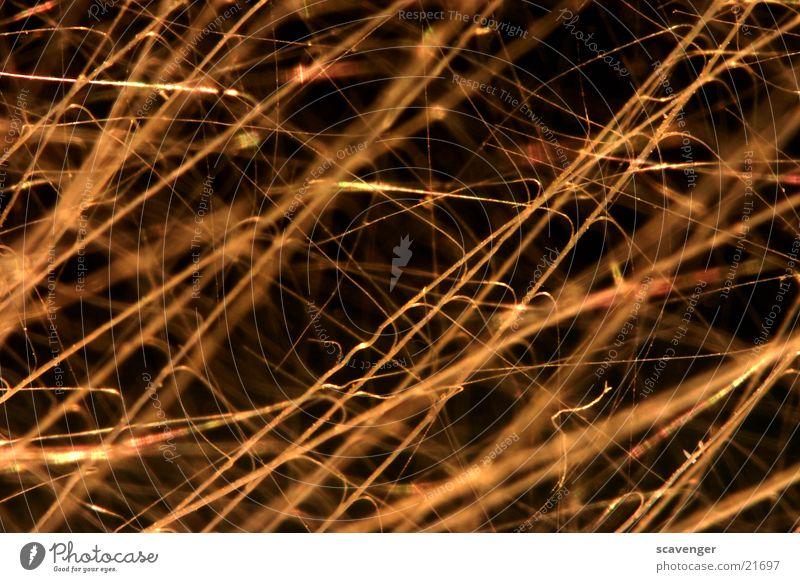 Fasern schwarz gelb dunkel Stil Haare & Frisuren hell groß nah dünn fein Faser