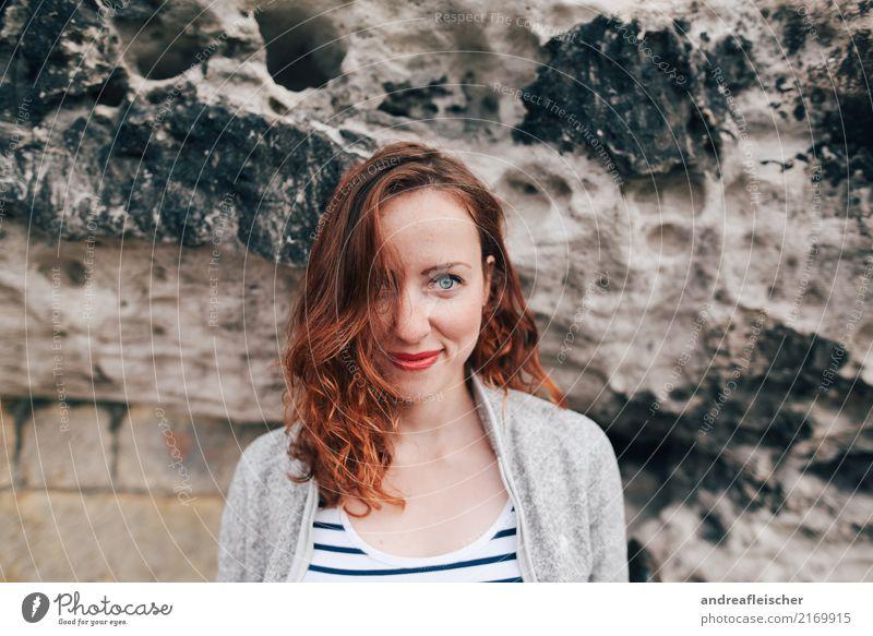 Sächsische Schweiz Mensch Ferien & Urlaub & Reisen Jugendliche Junge Frau Sommer schön Freude 18-30 Jahre Erwachsene Lifestyle Gesundheit feminin Freiheit