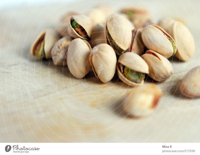 Die gemeine Stocknuss Lebensmittel mehrere Ernährung viele trocken lecker Bioprodukte Frucht Kerne Vegetarische Ernährung Nuss salzig Fingerfood Pflanze