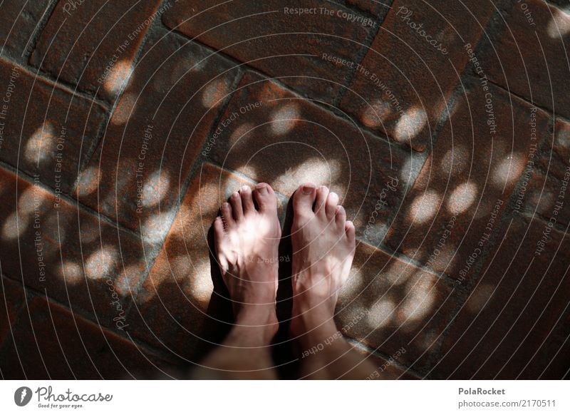 #A# Lichterspiel II Kunst ästhetisch Fuß Fußweg Lichterscheinung Lichtermeer Barfuß Ferien & Urlaub & Reisen Urlaubsfoto Urlaubsstimmung Farbfoto
