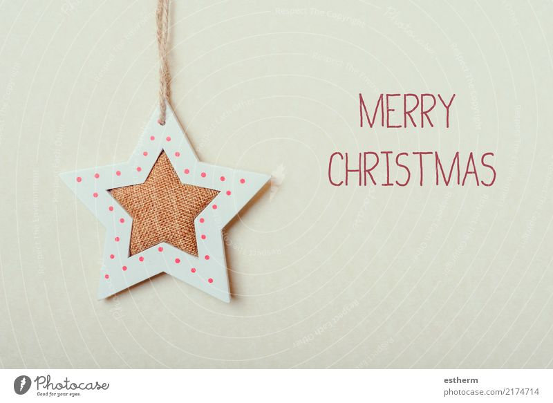 Fröhliche Weihnachten Lifestyle Design Freude Haus Dekoration & Verzierung Feste & Feiern Weihnachten & Advent Silvester u. Neujahr glänzend