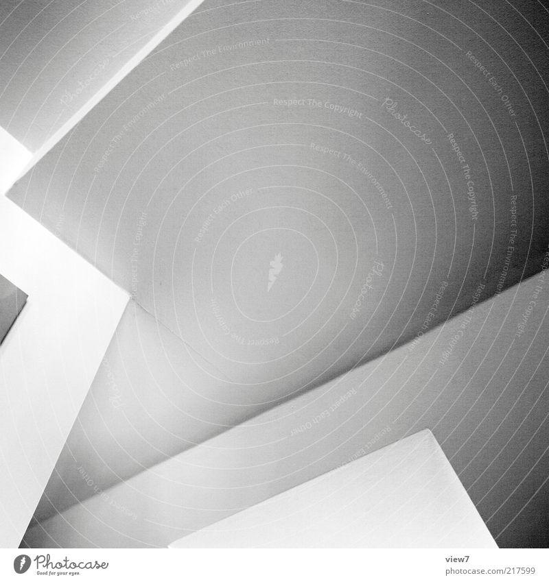 grey weiß Haus Wand oben Stein Mauer Linie Architektur Hintergrundbild groß Fassade frisch modern neu Ecke authentisch