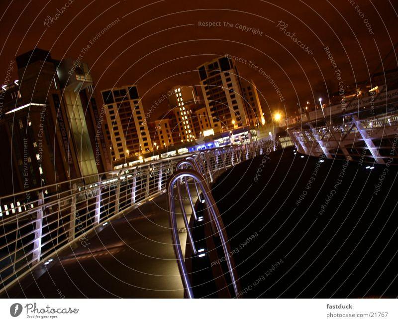 Newcastle Impressions Brücke England