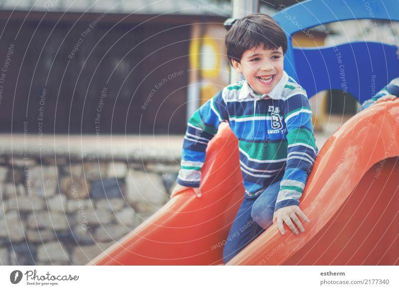 glückliches Kind Mensch Freude Lifestyle lachen Junge Spielen Glück Schule Freizeit & Hobby Zufriedenheit maskulin Kindheit Lächeln Fröhlichkeit Abenteuer