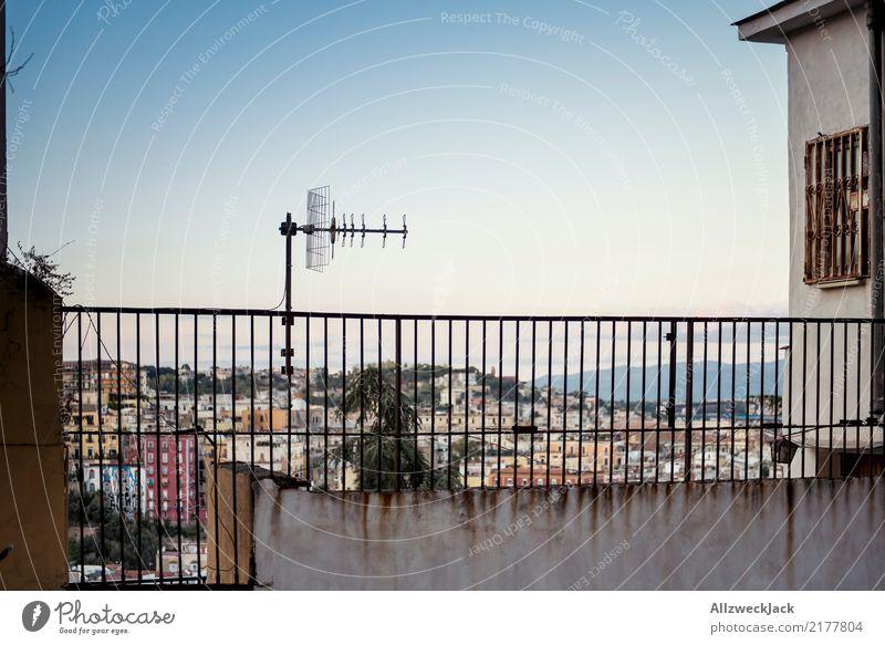 Antennagate 6 Sommer Ferne Lifestyle Technik & Technologie Telekommunikation Informationstechnologie Sightseeing Abenddämmerung Nachtleben Antenne Überwachung