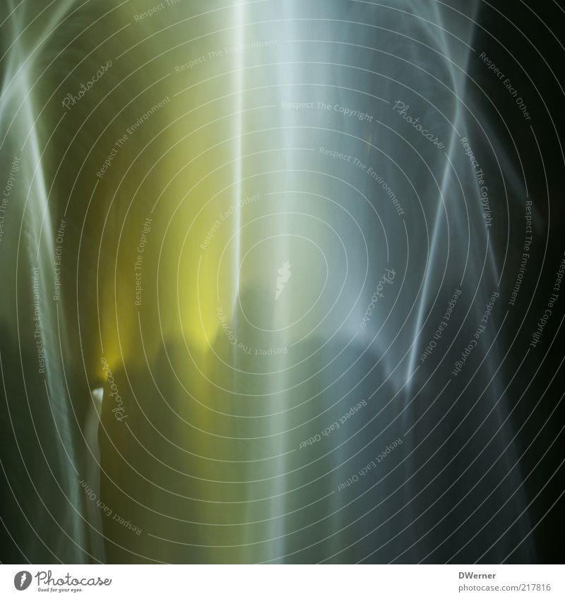 Lichterspiel schön gelb Stil Beleuchtung Kunst glänzend Design elegant Lifestyle fantastisch leuchten unklar Reflexion & Spiegelung abstrakt Nachtleben